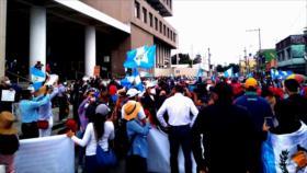 Funeral en Palestina. Protestas en Guatemala. Mala gestión de Bolsonaro - Boletín: 21:30 - 29/07/2021