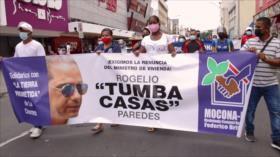 Denuncian abuso de fuerza contra comunidades informales de Panamá