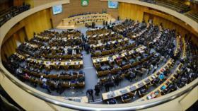 Namibia se opne a la adhesión de Israel a la Unión Africana