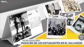 Esta semana en la historia: Masacre de los estudiantes en El Salvador