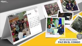 Esta semana en la historia: Paz en el Congo