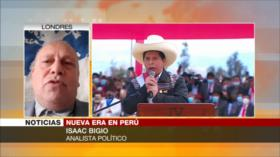 """""""Castillo enfrentaría guerra política por parte del Parlamento"""""""
