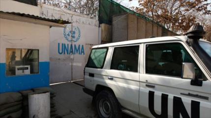 Un ataque contra oficina de la ONU en Afganistán deja un muerto