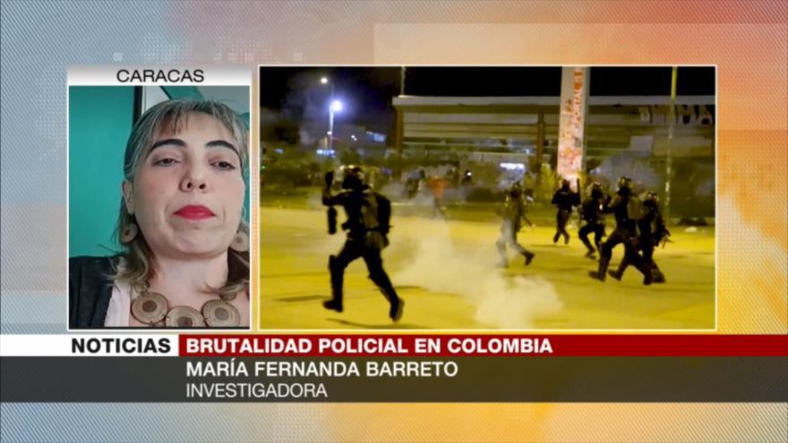 Barreto: Medios y EEUU garantizan impunidad de genocidio en Colombia
