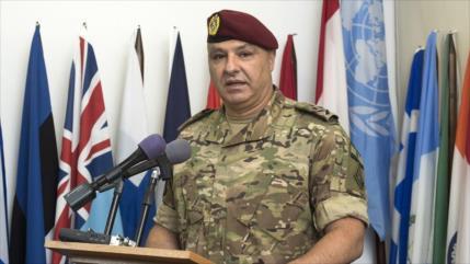 Ejército libanés advierte sobre movimientos de tropas israelíes