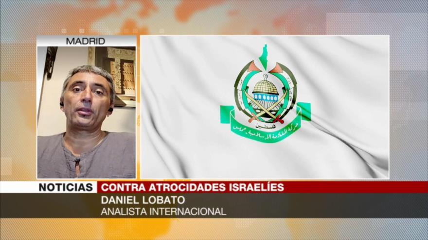 Lobato: Israel es un artefacto colonial de invasión de extranjeros