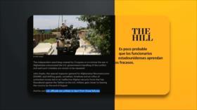 PoliMedios: ¿Qué hizo EEUU con Afganistán?