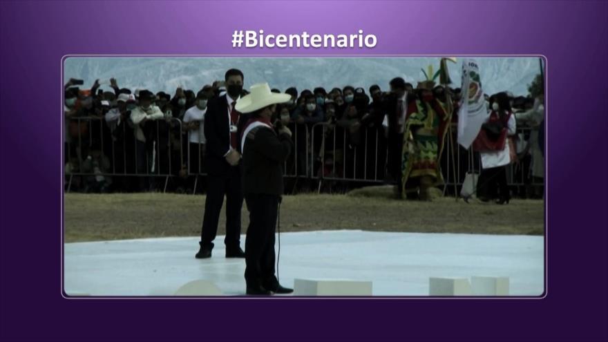 Etiquetaje: Bicentenario de independencia de Perú