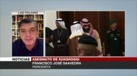 Saavedra: EEUU no impide crímenes de Arabia Saudí por ser su aliado