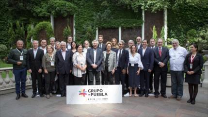 """Basta de """"vergonzoso"""" bloqueo ilegal: Grupo de Puebla apoya a Cuba"""