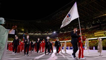 ¿Por qué los rusos no compiten en JJOO bajo la bandera de su país?