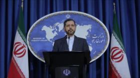 Irán rechaza acusaciones de Israel sobre el ataque a Mercer Street