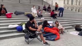 Irán rechaza infundios. No al desalojo en EEUU. Protestas en Guatemala - Boletín: 12:30 - 01/08/2021