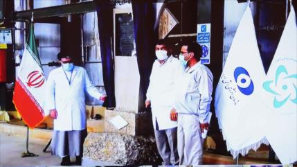 Irán abre 3 centros importantes en el ciclo del combustible nuclear