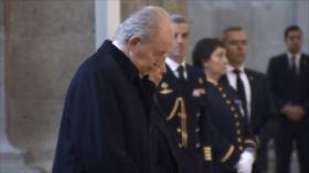 Podemos augura nuevos escándalos de Juan Carlos I de España