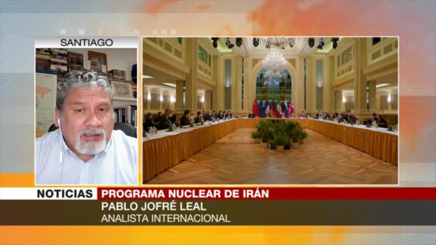 """""""A Biden no le quedan excusas para culpar a Irán de infracción"""""""