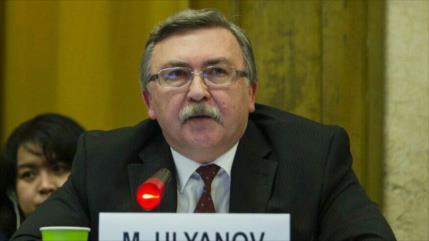 Rusia deja claro: No habrá alternativas al pacto nuclear con Irán