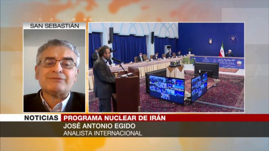 Egido: Occidente agrede a Irán por temor a su influencia mundial