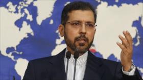 """Irán advierte a EEUU y Reino Unido contra cualquier """"aventurismo"""""""