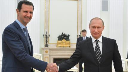 Rusia y Siria afianzan su cooperación en el transporte aéreo
