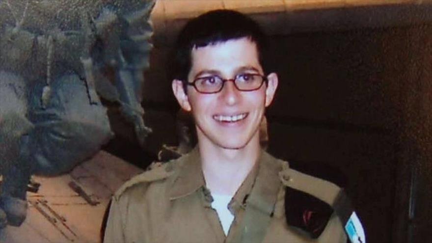 Soldado israelí Gilad Shalit, quien fue detenido en la asediada Franja de Gaza. (Foto: Reuters)