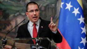 """Venezuela denuncia """"servilismo"""" de UE a EEUU respecto a Nicaragua"""