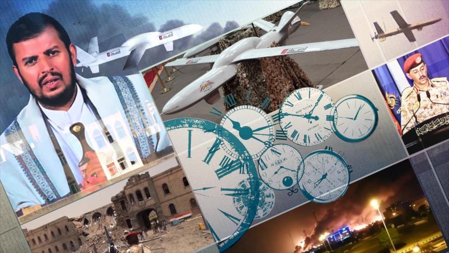 10 Minutos: Drones yemeníes