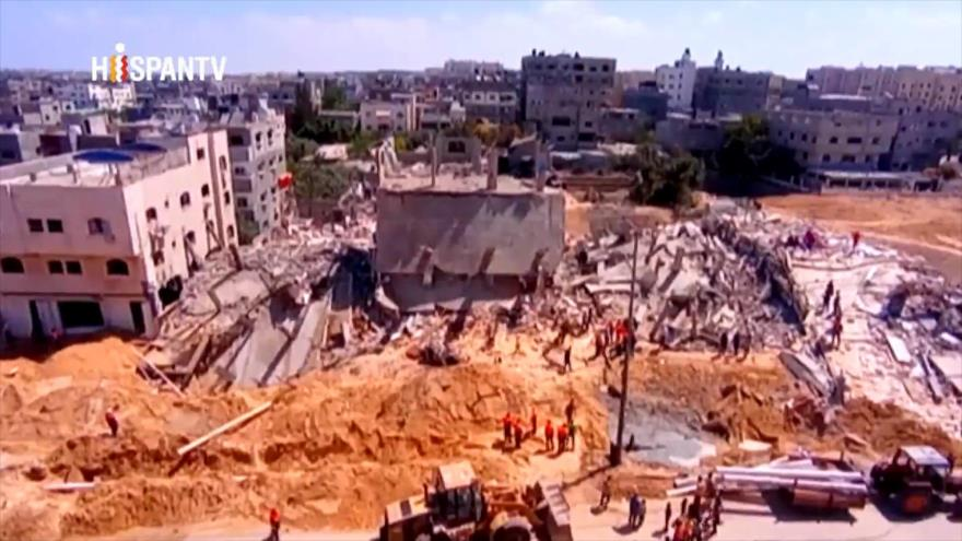 Corte israelí pospone plan y continúa con desalojo de palestinos