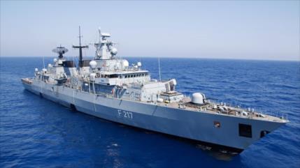 Alemania también crispa la tensión; envía buque cerca de China
