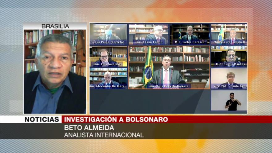 'Alegaciones de Bolsonaro sobre sistema de voto no tienen base'