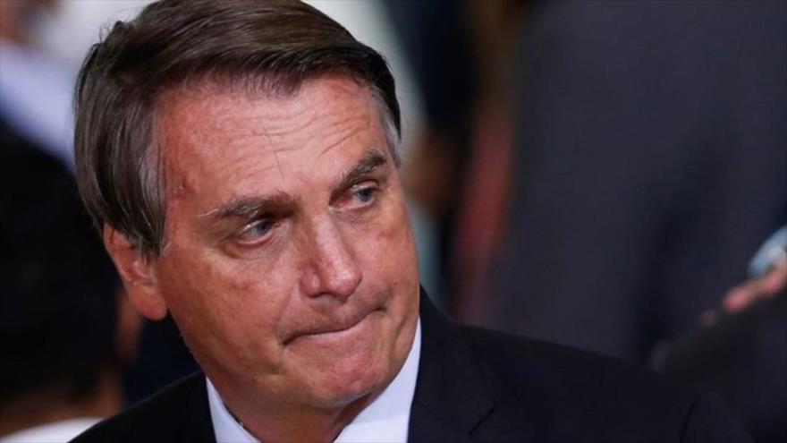 Investigan a Jair Bolsonaro por ataques al sistema de votación
