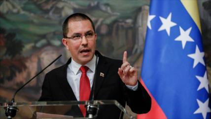Arreaza: Almagro es un sicario experto en promover golpes de Estado