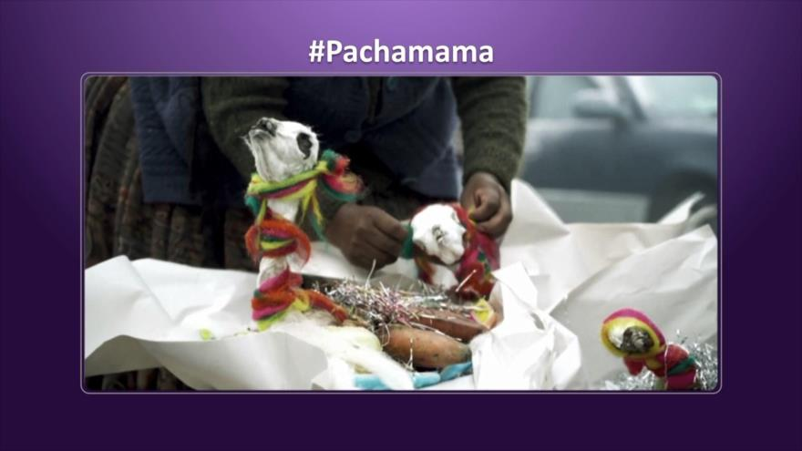Etiquetaje: América Latina festeja Día de Pachamama o Día de Madre Tierra
