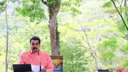 Maduro: Colombia recibe 'con brazos abiertos' a delincuentes