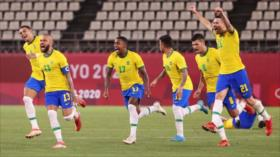 Brasil y España disputarán final del fútbol masculino de Tokio 2020