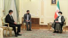 Raisi: Irán prioriza desarrollo de lazos con América Latina