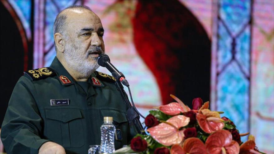 Comandante iraní a Israel: Respuesta a amenazas será devastadora | HISPANTV