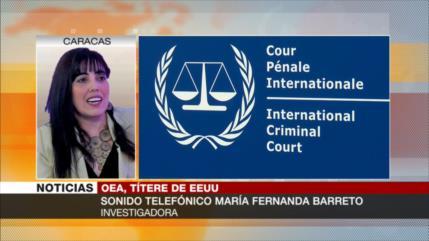 Barreto: Es ilegitimo pedido de acciones de la OEA contra Caracas