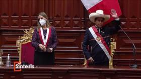 Síntesis: Nuevo presidente de Perú