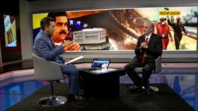 Caracas: Ningún imperio puede decidir por Venezuela e Irán