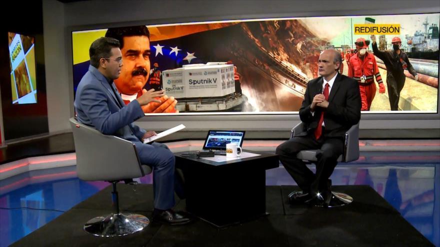 entrevista con Ricardo Menéndez