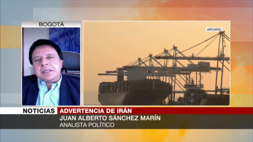Sánchez Marín: Alegatos contra Irán son montajes urdidos por Israel