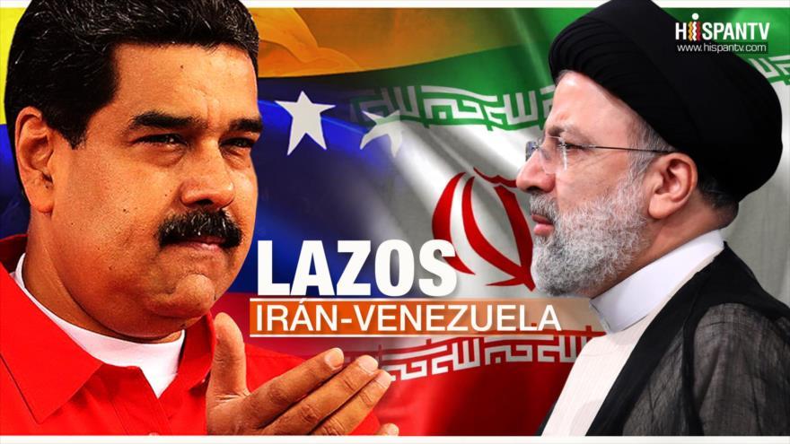 Detrás de la Razón: Irán y Venezuela cooperación ante la hegemonía