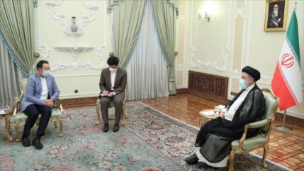 Irán destaca capacidad de entidades regionales ante unilateralismo