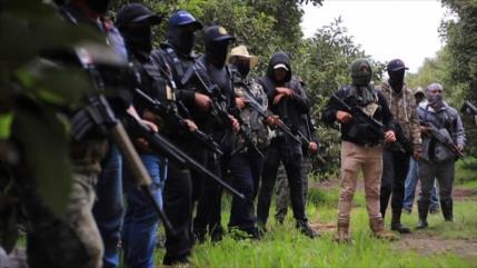 México demanda a fabricantes de armas de EEUU por violencia armada