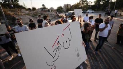 Israel planea expulsar más palestinos de Cisjordania y Al-Quds
