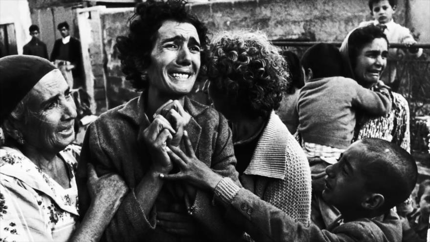 Fotos que sacuden al mundo: Madre turca