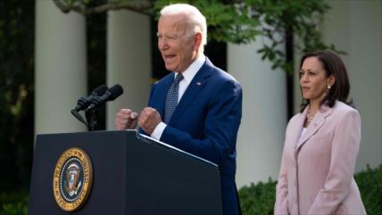 Medida injerencista contra China: Biden ofrece asilo a hongkoneses
