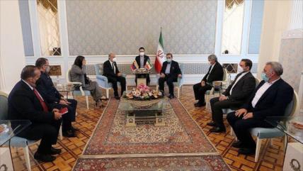 Irán y Venezuela apuestan por fortalecer las cooperaciones