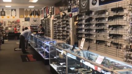 México emprende iniciativa legal contra tráfico de armas de EEUU